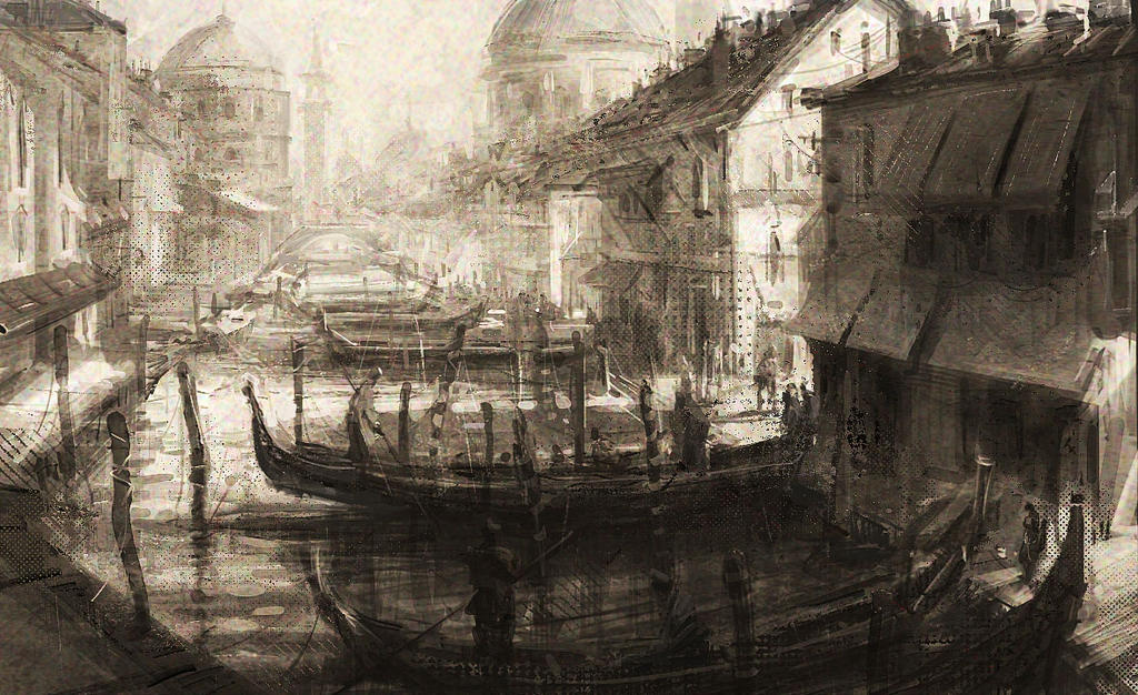 Boats, Boats, Boats by MarcoBucci