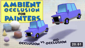 Ambient Occlusion for Painters - new video