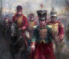 The Nutcracker - battle march by MarcoBucci