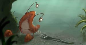Lobster Rapture Concept Art 2