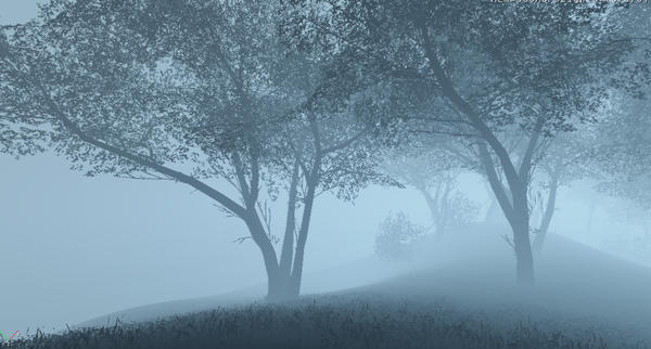 Cryengine 2 Level - Trees by the-miko
