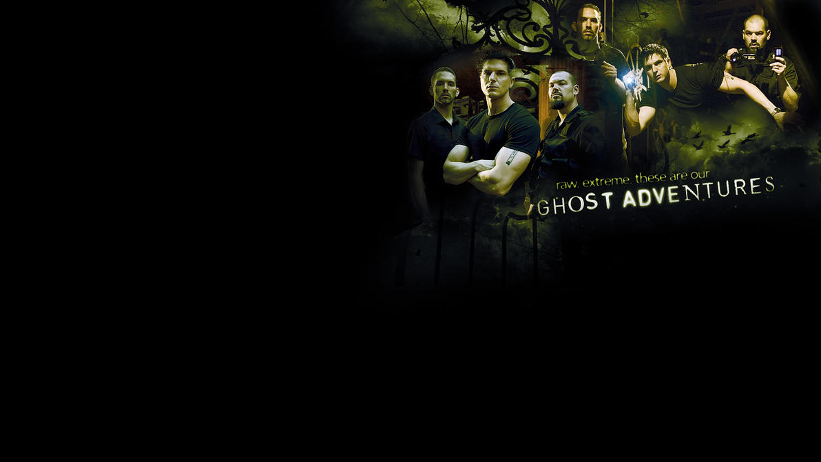 Our Ghost Adventures Wallpaper by supernaturalsweetie