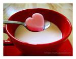 Milk heart I
