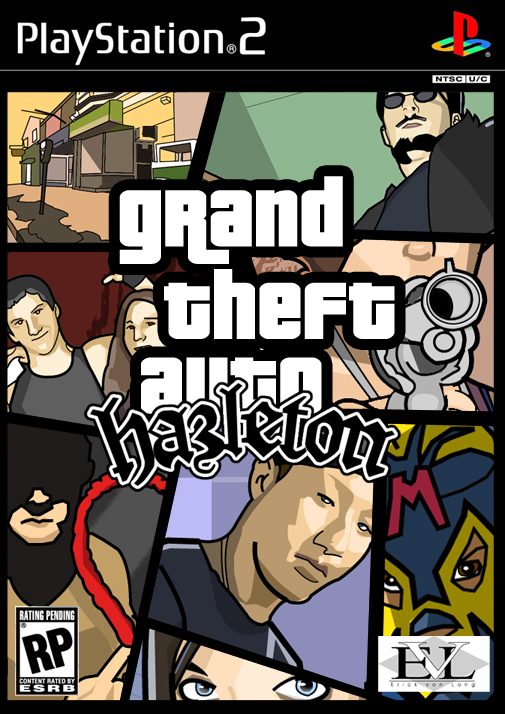 Gta 2 game cover