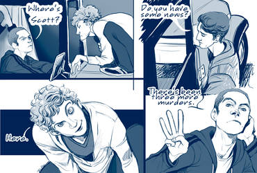 STEREK comic 2 pag2 by Slashpalooza
