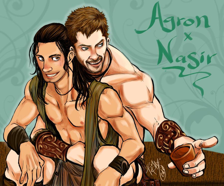 NAGRON by Slashpalooza