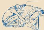 Sterek sleepover