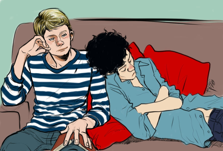 JOHNLOCK 1 by Slashpalooza