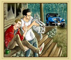 Sterek Campaign Commission 2