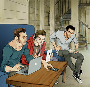 STEREK and PeterHale Commission