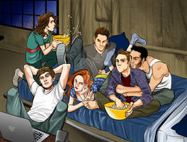 STEREK movieNight