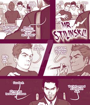 STEREK TEACHER comic commission by Romax pg02