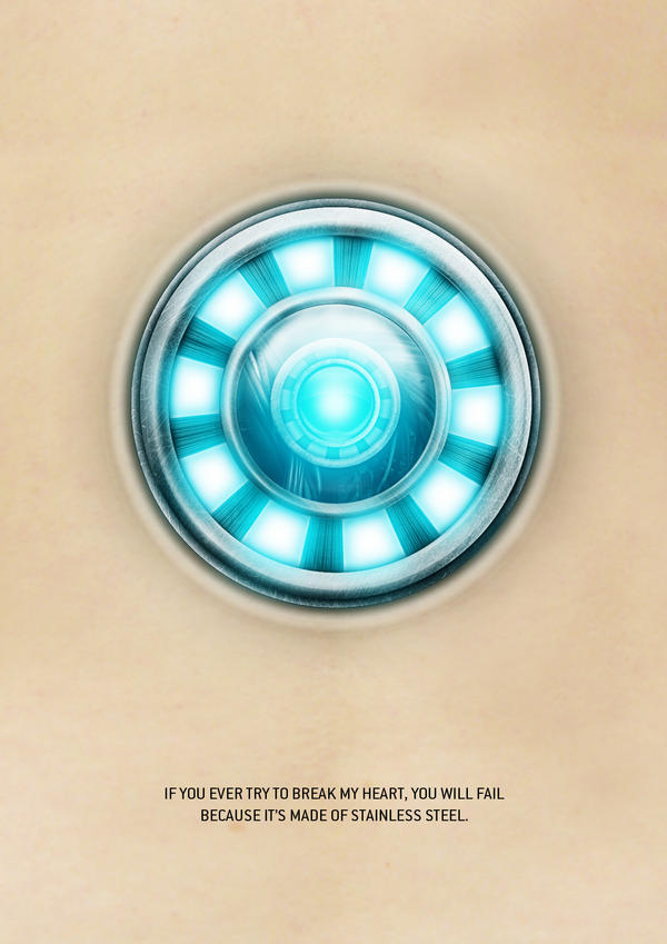 Case Study Arc Reactor By Royal Nightmare