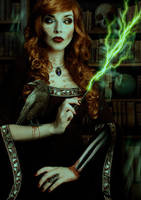 Bedelia Du Sorciere by royal-nightmare