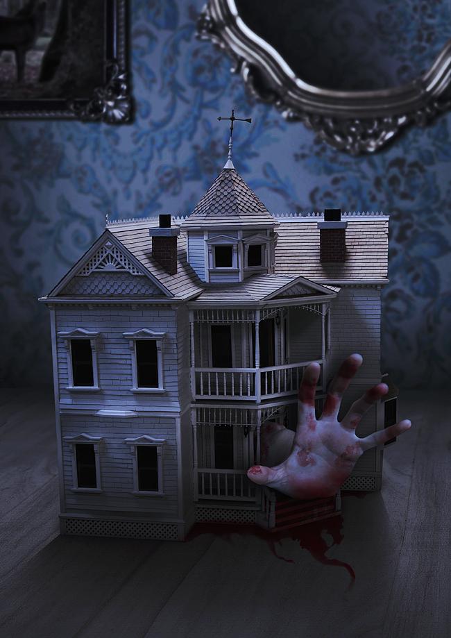 Dollhouse Terror