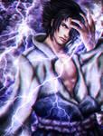Sasuke- Chidori