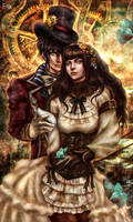 CODE: REALIZE- Lupin and Cardia