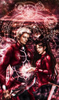 FATE/STAY NIGHT- Archer and Rin