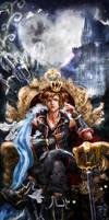 Kingdom Hearts 3- King of Hearts by vanikachan