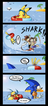 Vacation... Hey it's part 2 by TamarinFrog