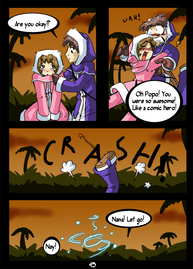 SSBM Adventure - Page 45 by TamarinFrog