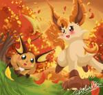 Seasons of Saria - Autumn