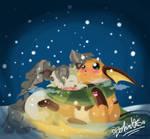 Seasons of Saria - Winter