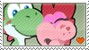 BirdoxYoshi Stamp by TamarinFrog
