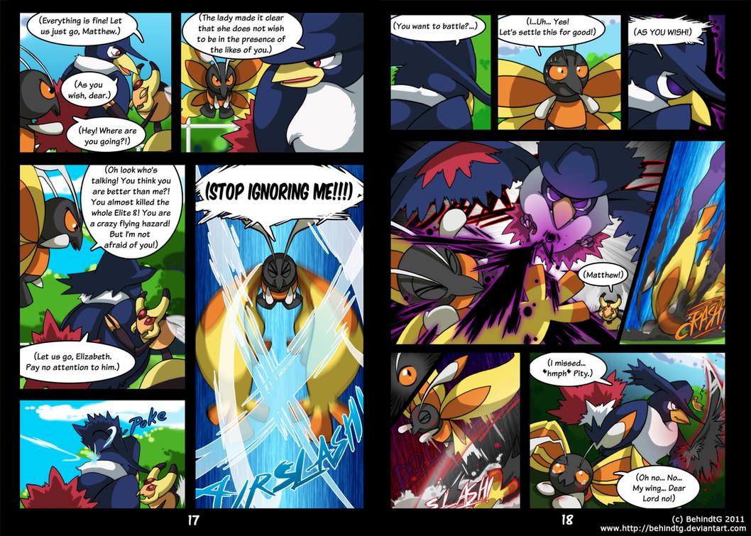 DD - Page 17-18 by TamarinFrog on DeviantArt