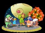 PKMNC - Balloon Moon