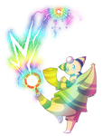 PKMNC - Rainbow Thundershock