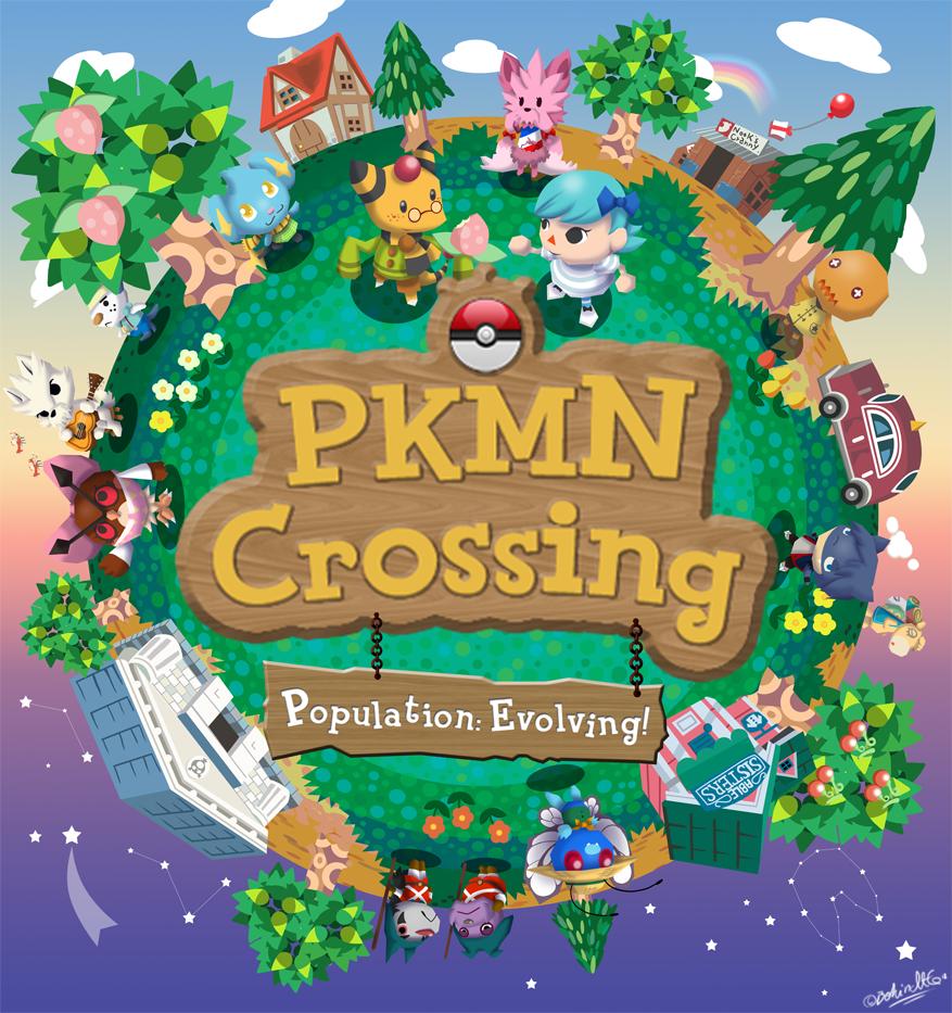 PKMN Crossing - Population: Evolving