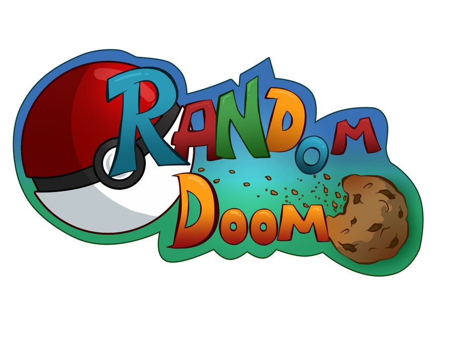 Random Doom - New Logo by TamarinFrog