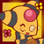 PKMNC Icon - Jenna : Joy by TamarinFrog