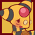 PKMNC Icon - Jenna : Bashful by TamarinFrog