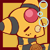 PKMNC Icon - Jenna : Sleepy by TamarinFrog