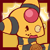 PKMNC Icon - Jenna : Shock by TamarinFrog
