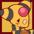 PKMNC Icon - Jenna : Sad/Disappointment/worried by TamarinFrog