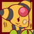 PKMNC Icon - Jenna : Fear by TamarinFrog