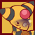 PKMNC icon - Jenna : Mischievous by TamarinFrog