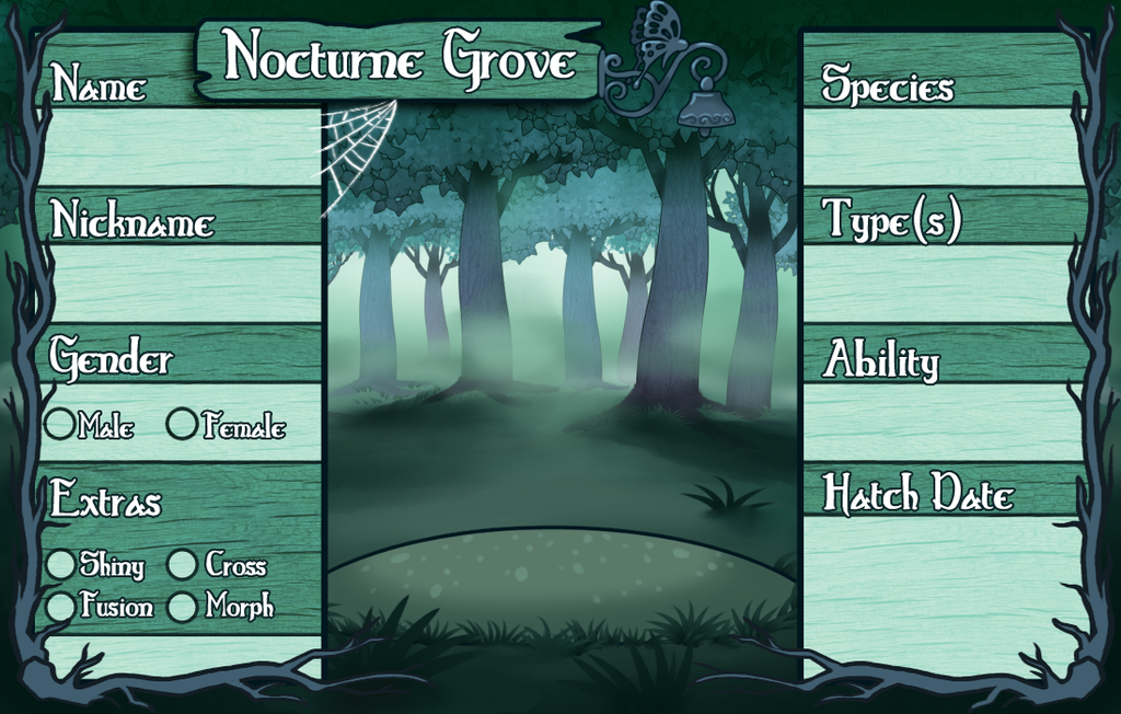 PKMNation - Nocturne Grove by TamarinFrog