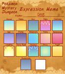 PMD Expression Meme