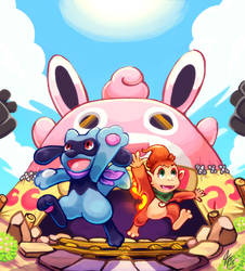 Tammy Let's Plays : Explorers Of Sky