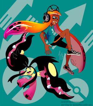 DD - Squids and Mons #1
