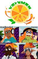 Team Vitamin INK by TamarinFrog