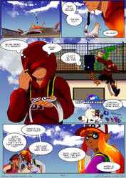 Unseen Friendship - Page 5 by TamarinFrog