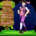 Harvest Lunatone - Winslow Vista by TamarinFrog