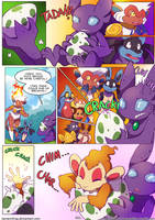 Many Happy Returns - Page 21