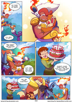 Many Happy Returns - Page 22