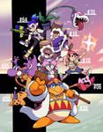 Ultimate Smash Family